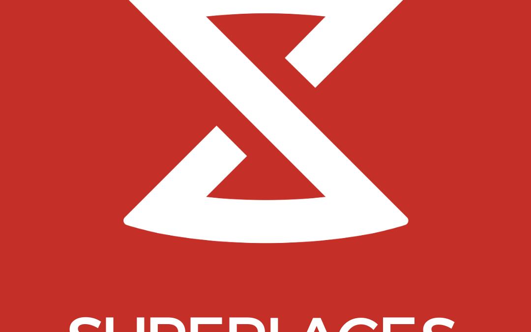 A new superlaces logo