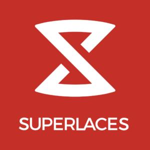 a temporary logo for SuperLaces